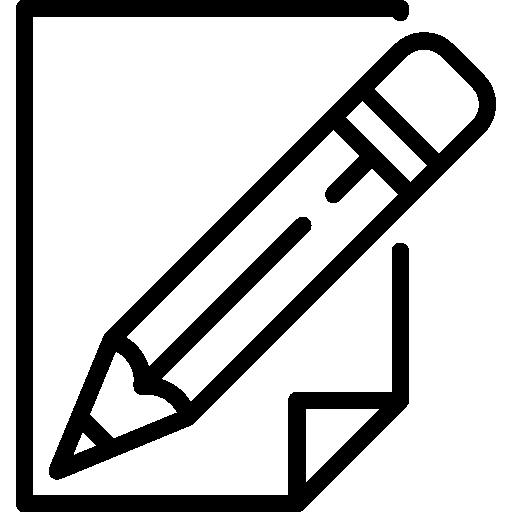 עפרון ודף