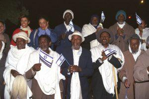 עליית יהודי אתיופיה