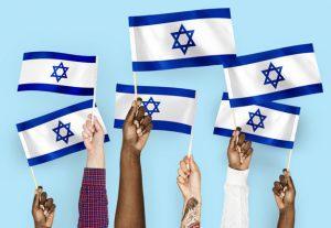 תמונת דגלי ישראל, יום העצמאות