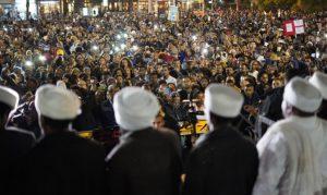מחאת יהודי אתיופיה