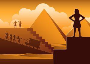עבדים במצרים