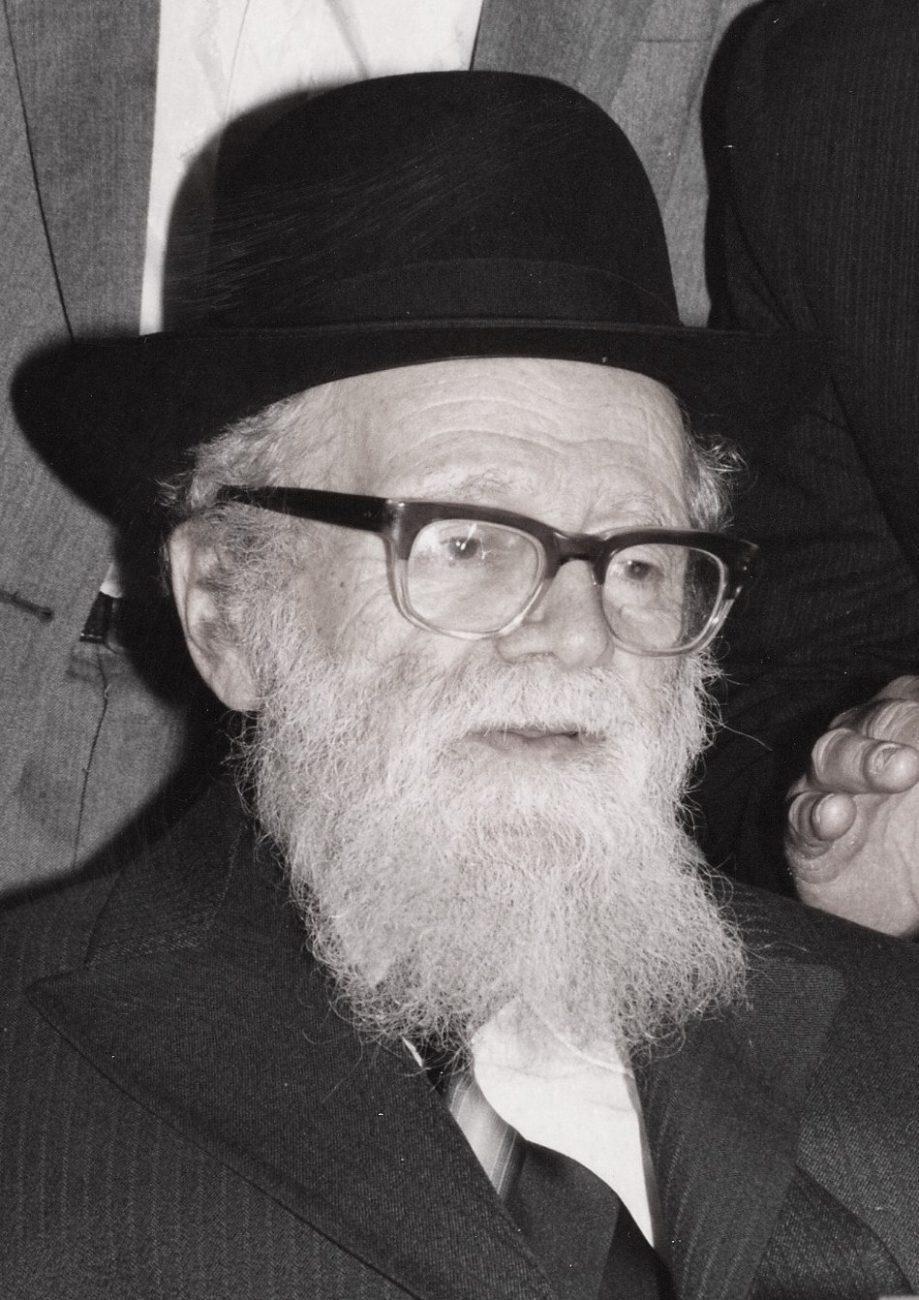הרב שאול ישראלי