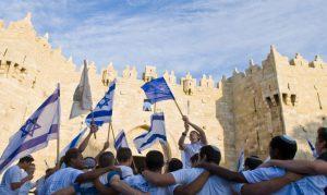 ריקוד הדגלים